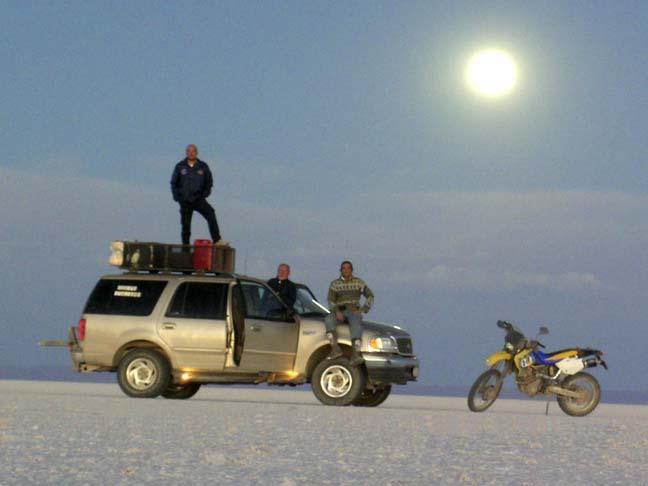 Desert SUV